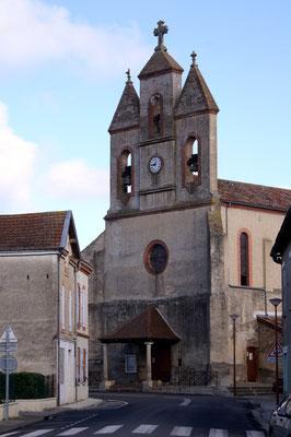 Eglise de Lunel © Alexandre Capoulade