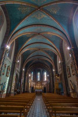 Eglise de Lunel © Thierry Chateau