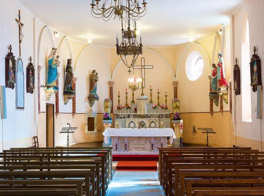 Eglise de Saint-Romain ©Thierry Chateau