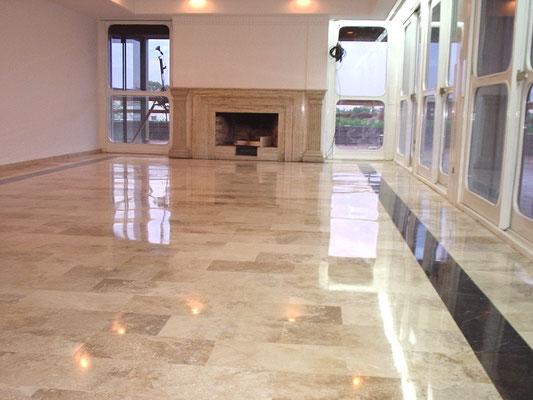 piso de marmol