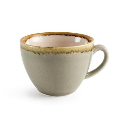 Kaffee Tasse GP478 Olympia Kiln aus handbemaltem Porzellan. In verschiedenen Größen und Farben erhältlich.