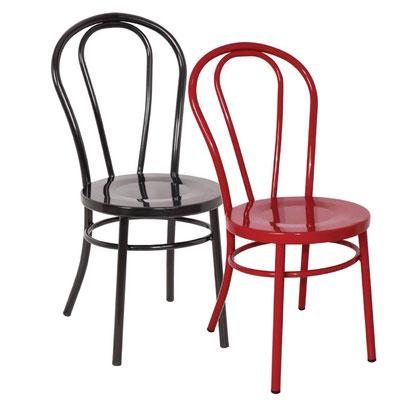 Wahlweise in zwei Farben erhältlich: Schwarz (GJ778) und Rot (GJ777)