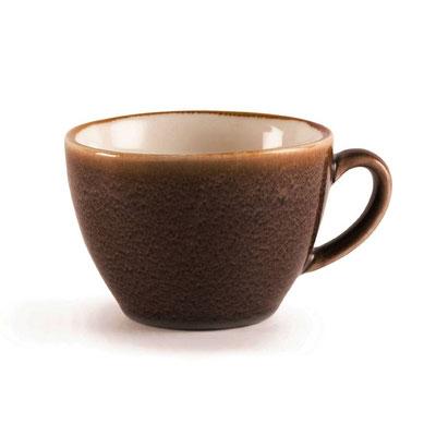 Kaffee Tasse GP364 Olympia Kiln aus handbemaltem Porzellan. In verschiedenen Größen und Farben erhältlich.