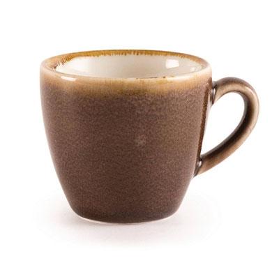 Espresso Tasse GP360 Olympia Kiln aus handbemaltem Porzellan. In verschiedenen Größen und Farben erhältlich.
