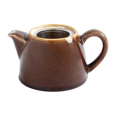 Teekanne Olympia Kiln aus handbemaltem Porzellan SA281. In verschiedenen Größen und Farben erhältlich.