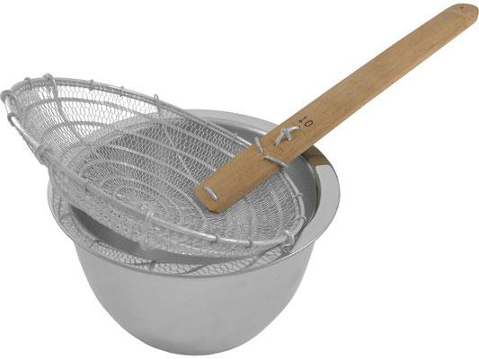 Praktisches Ablegen Ihres Kochbestecks. Zum Abtropfen und hygienischen Ablegen.