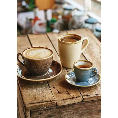 Serviervorschlag Kaffeeservice Olympia Kiln.