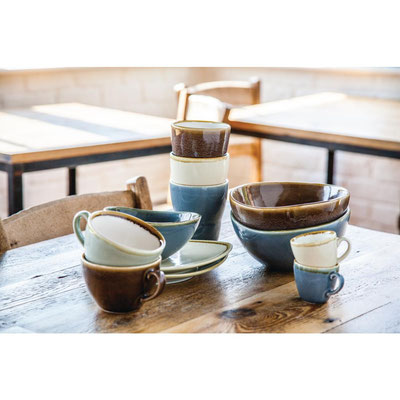Kaffee- und Teeservice Olympia Kiln.