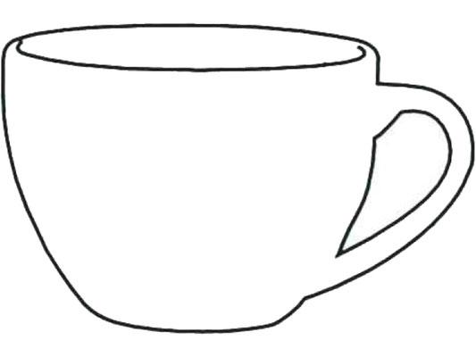 Darstellung Espressotasse