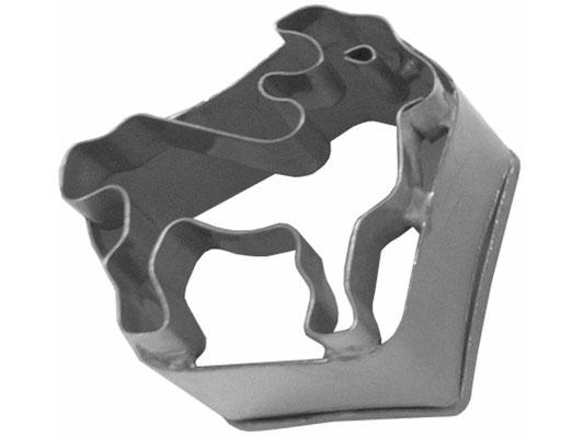 Ausstecher aus rostfreiem Stahl mit Tauben-Motiv zum Backen oder Dekorieren
