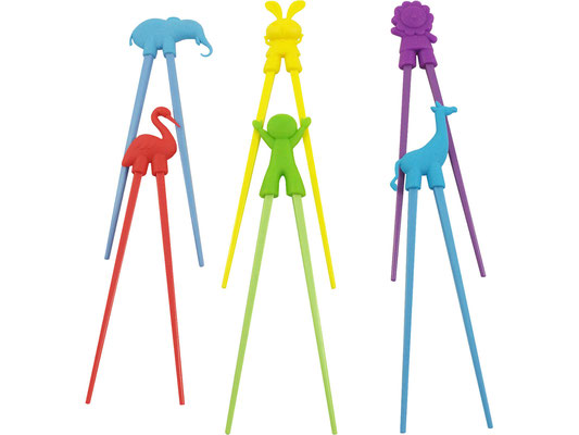 Bunte Lernstäbchen für Kinder. Schadstofffreie Materialen. Leicht abwaschbar und wiederverwendbar
