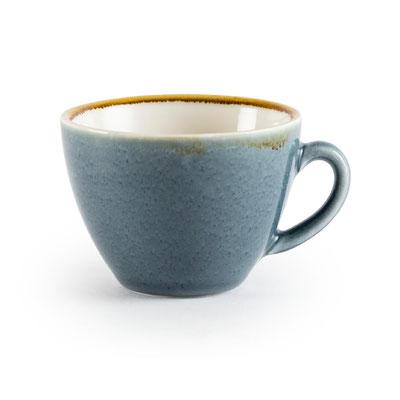 Kaffee Tasse GP348 Olympia Kiln aus handbemaltem Porzellan. In verschiedenen Größen und Farben erhältlich.