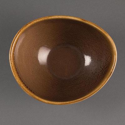 Schale Olympia Kiln aus handbemaltem Porzellan GP467. In verschiedenen Größen und Farben erhältlich.