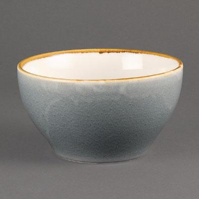Runde Schale Olympia Kiln aus handbemaltem Porzellan GP463. In verschiedenen Größen und Farben erhältlich.