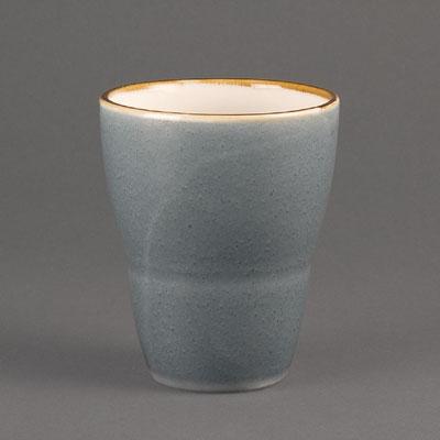 Teebecher Olympia Kiln aus handbemaltem Porzellan GP351. In verschiedenen Größen und Farben erhältlich.