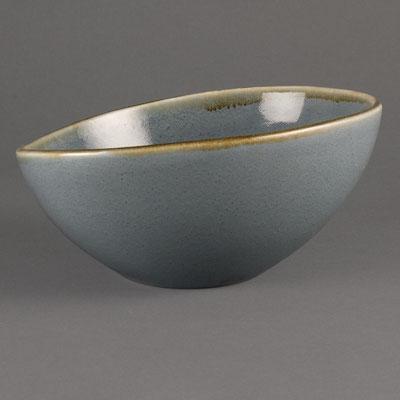 Schale Olympia Kiln aus handbemaltem Porzellan GP464. In verschiedenen Größen und Farben erhältlich.