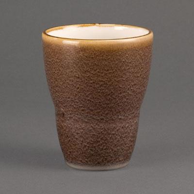 Teebecher Olympia Kiln aus handbemaltem Porzellan GP367. In verschiedenen Größen und Farben erhältlich.