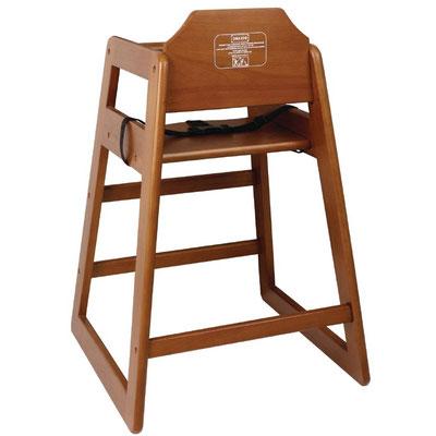 In dunklerbrauner Holzfarbe erhältlich. Einfach und schnell zu reinigen.