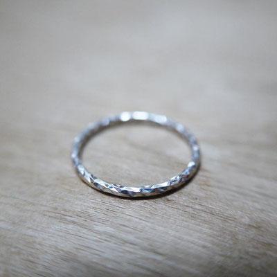 Bagues SCINTILLANTE diamantée