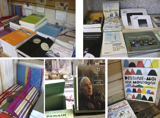 Le Petit Gallou, épicerie, traiteur, librairie, livres, La Joue du Loup, Le Dévoluy