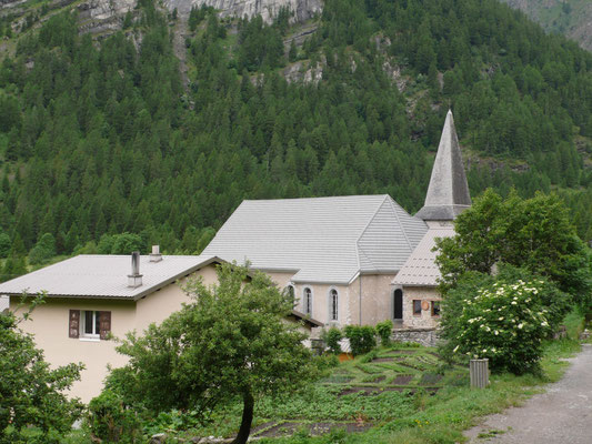 Les Borels, Champoléon, Hautes Alpes, Paysage, Landscape