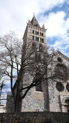 Embrun, Hautes Alpes, Cathédrale Notre-Dame du Réal