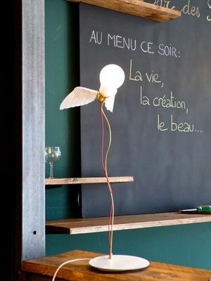 Art et Lumière by MBD, boutique, lampe Ingo Maurer, Gap, Hautes Alpes