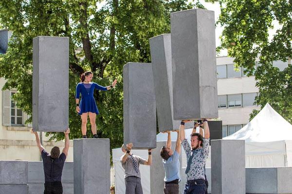 Festival Tous Dehors (Enfin)!, Block, NoFit State Circus, Motion House, Gap, Hautes-Alpes