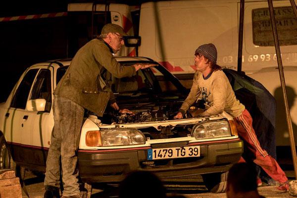 La Jurassienne de Réparation, Théâtre Group', Festival Tous Dehors (Enfin)!, arts de la rue, Gap, Hautes Alpes