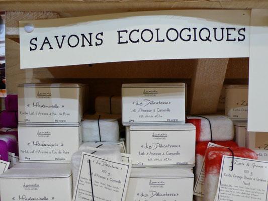 Le Petit Gallou, épicerie, traiteur, cosmétiques, savons, savonnerie Loumartin, La Joue du Loup, Le Dévoluy
