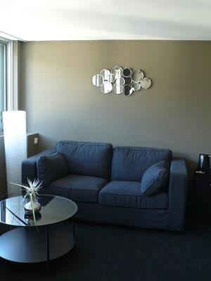 Mon Hôtel à Gap, Suite, salon, Boutique Hôtel, Gap, Hautes Alpes
