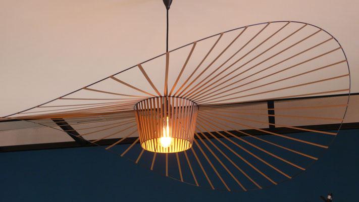 Art et Lumière by MBD, boutique, lustre Petite Friture Design, Gap, Hautes Alpes