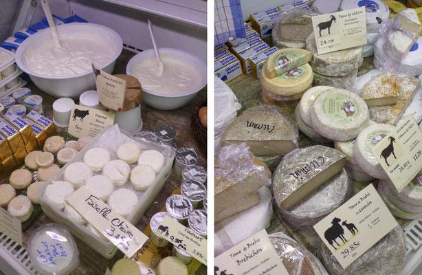 Le Petit Gallou, épicerie, traiteur, La Joue du Loup, fromages, produits laitiers, Le Dévoluy