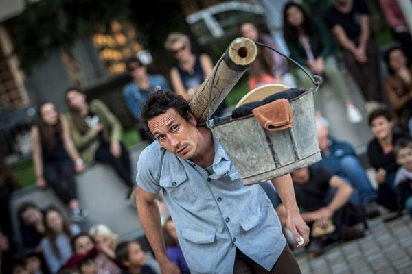 Pelat, Joan Català, Festival Tous Dehors (Enfin)!, arts de la rue, Gap, Hautes Alpes