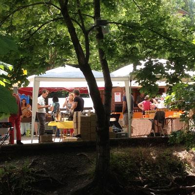 Slow Food Coolporteur, Gap, Hautes-Alpes, marché, producteurs locaux