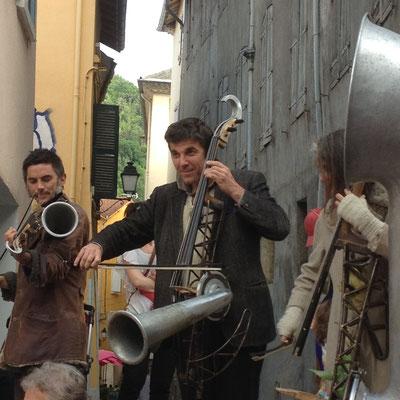 Festival, Tous Dehors (Enfin)!, Gap, Le Chant des Pavillons