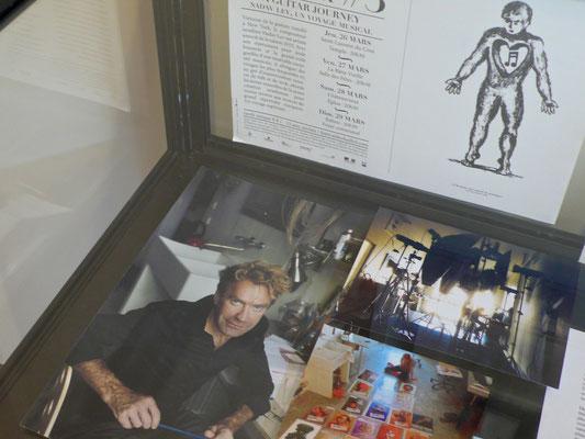 Exposition Pascal Colrat, La Grange, Gap