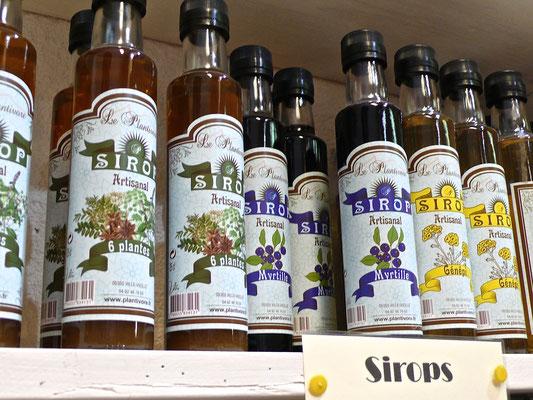Le Petit Gallou, épicerie, traiteur, sirops, Le Plantivore, La Joue du Loup, Le Dévoluy