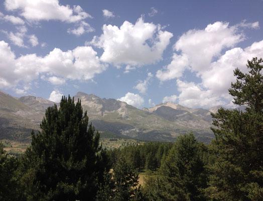 La Joue du Loup, paysage, Le Dévoluy, Hautes Alpes