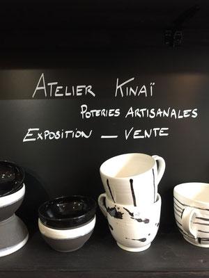 Thé pas chez Mémé, salon de thé, boutique, poterie Atelier Kinaï, Gap, Hautes Alpes