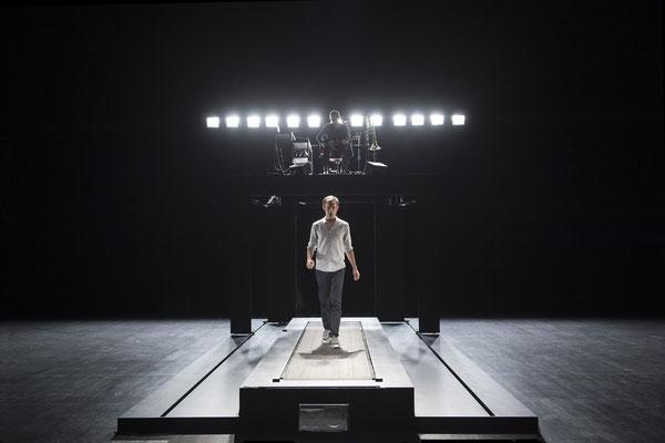 Théâtre La Passerelle, Gap, Scène Nationale, Reparer les vivants, 2E, Carecchio