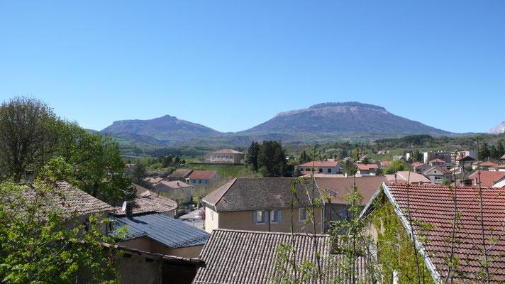 Tallard, Vue, Lanscape, Hautes Alpes
