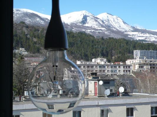 Mon Hôtel à Gap, chambre, vue, Boutique Hôtel, Gap, Hautes Alpes