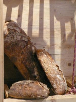 Lopain de Terre, Gap, Hautes Alpes, Boulangerie, Pain Trio