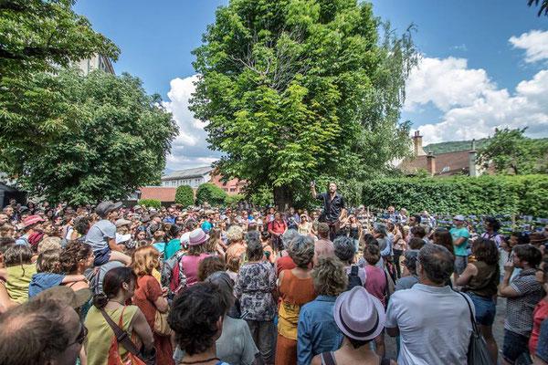 Festival Tous Dehors (Enfin)!, Evidences Inconnues, Gap, Hautes-Alpes