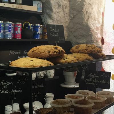 Thé pas chez Mémé, salon de thé, boutique, desserts, Gap, Hautes Alpes