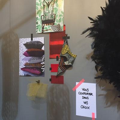 AUP Déco, Gaz'Elle Création, Moodboards, Gap Foire Expo, conseils, expertise