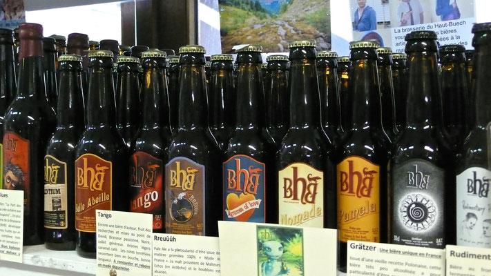 Le Petit Gallou, épicerie, traiteur, BHB, bières, La Joue du Loup, Le Dévoluy