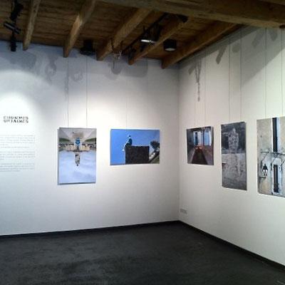 Exposition, Chimères Urbaines, Gap, La Grange, photographie