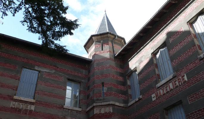 Embrun, Hautes Alpes, Vieille Ville, Détail, Architecture